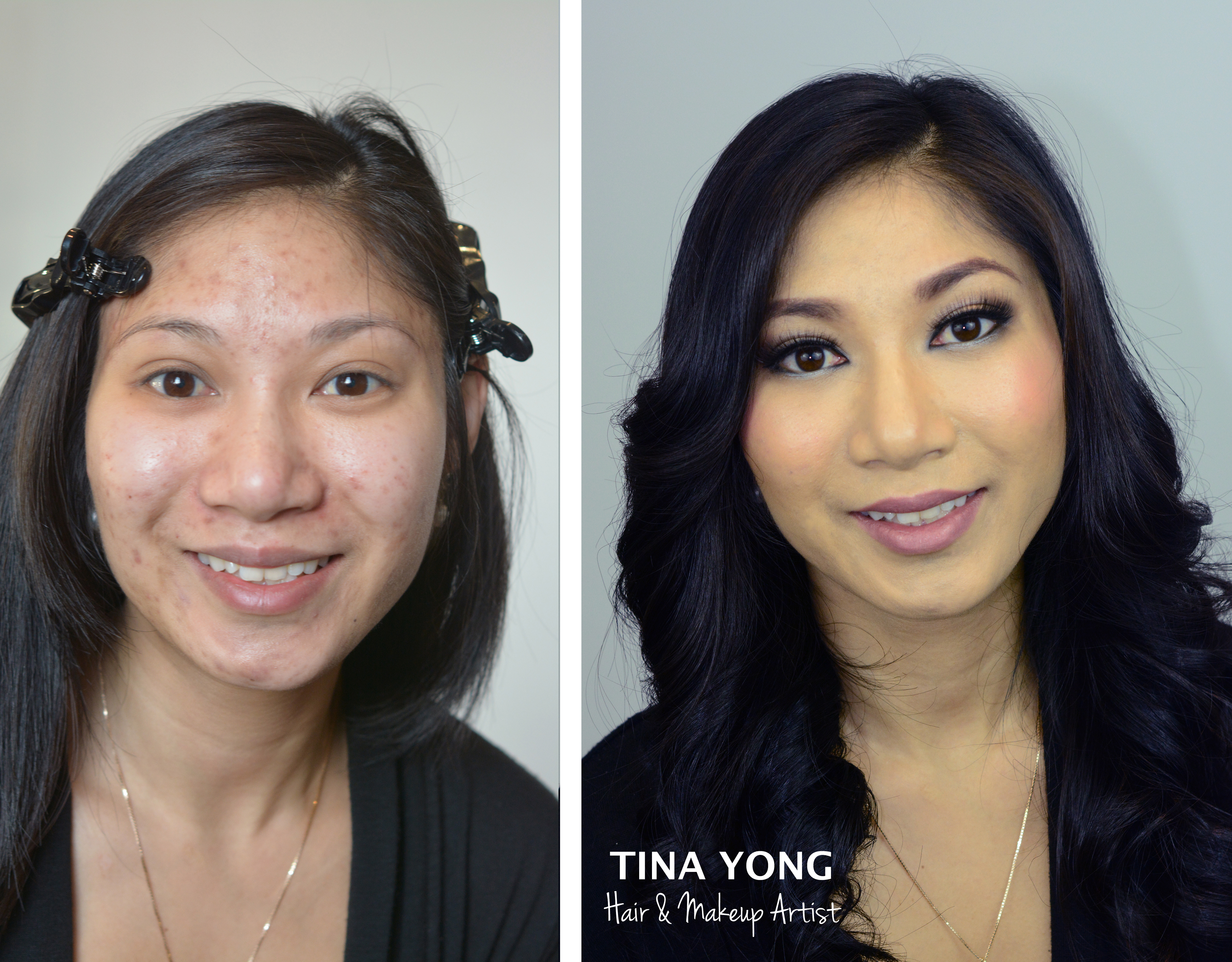 Makeup by Tina Yong, Sydney Makeup Artist
